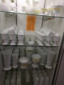 10-17 A58 Milk glass