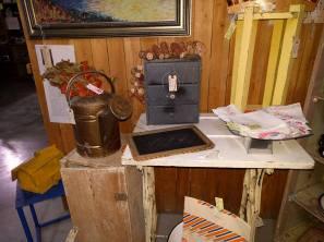 10-17 NGG Sewing mach base table
