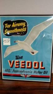 10-17 Veedol poster