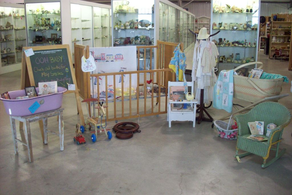 Baby Display at Finders Keepers