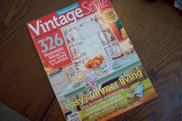Vintage Style Magazine