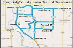 trail of treasures map 7-28-15