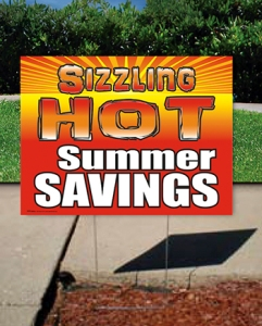 sizzling hot sumnmer savings