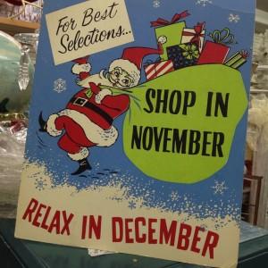 shop november relax december