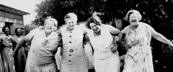 belly laugh day women