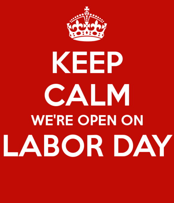 open-on-labor-day