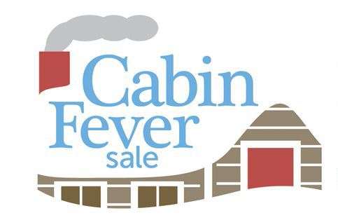 cabin fever sale house