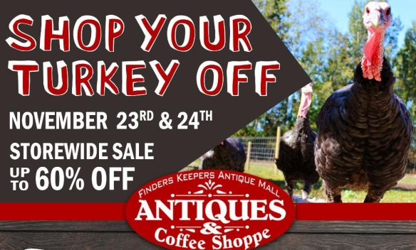 shop your turkey off