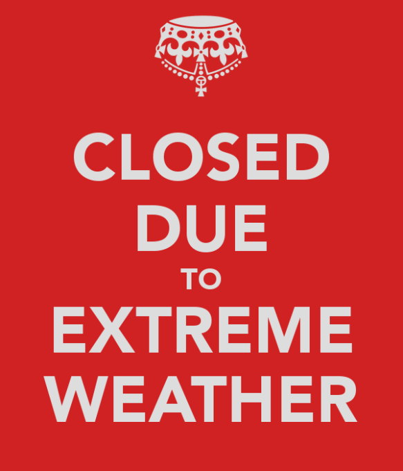 closed-due-to-extreme-weather