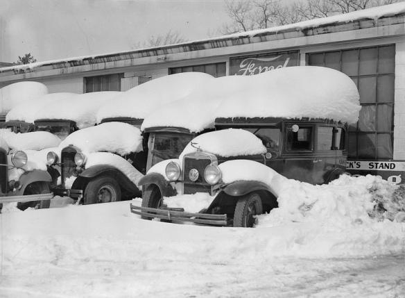 snowstorm model t